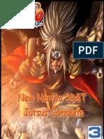 New Naruto 3D&T - Jutsus Completos