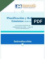 Planificación y Reforma CEM