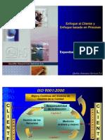 3 - NTP-IsO 9001 2001 - Enfoque Al Cliente y Enfoque Basado