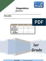 1 grado Diagnostico