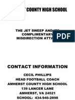 Jet Sweep Clinic BW