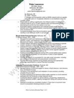 network administrator resume sample - Network Technician Resume Sample