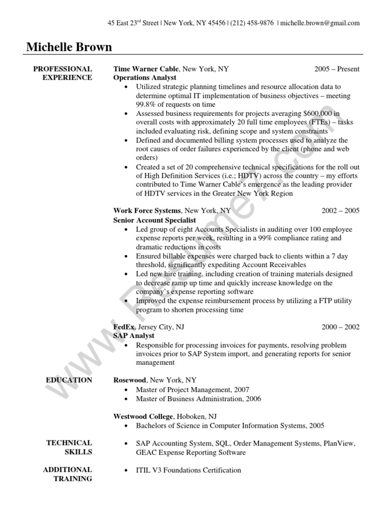 100 business systems analyst resume sample 100 resume