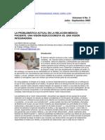 Problematic A Relacion Medico-paciente