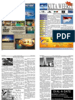 "Kuta Weekly-Edition 246 ""Bali""s Premier Weekly Newspaper"""