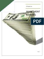 Investment Banking Vivek (1)
