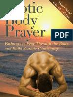 Erotic Body Prayer, By Kirk Prine, Ed.D.