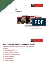 BIIF PGDF Information