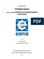 Tutorial Aplikasi Eagle