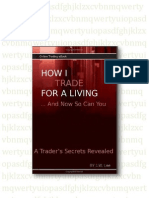 How I Trade for a Living_Chapter 1