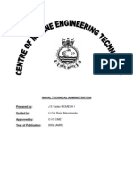 NAVAL TECHNICAL ADMINISTRATION