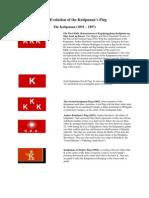 The Evolution of the Katipunan