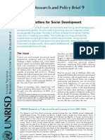 Why Care Matters for Social Development