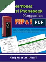 Membuat Aplikasi Phonebook Menggunakan PHP & MySQL3