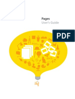 Pages UserGuide