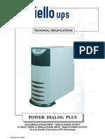 Riello Pwp Tech UPS