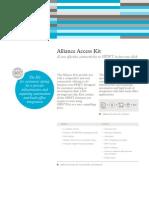 Alliance Access Kit