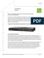 Cisco COBO Cisco Series Datasheet
