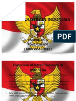 RETAIL SECTOR IN INDONESIA