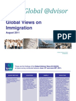 Global view on immigration