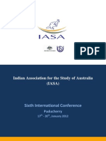 Sixth International Conference