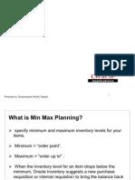 Min Max Planning DEMO