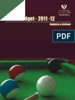 49789919 CRISIL s Union Budget Analysis 2011 12