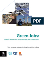 Overview of Green Jobs Report Wcms_098487