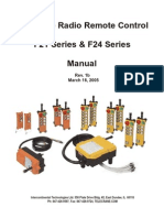 Telecrane Manual