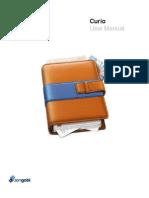 Curio 742 User Manual