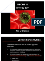 MBCHB 2011 Lecture 1. Rabies Virus
