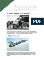 10 Fatsest Jet Air Craft