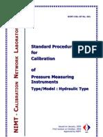 CP No.601-Hydraulic Type (Pressure)-Rev