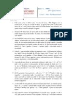 Lista_Movimento_Unidimensional