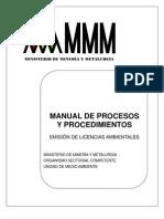 ManualProcedimientosLicenciasAmbientalesBolivia