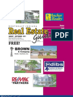 Northeast Indiana Real Estate Guide - August 2011
