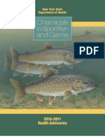 Chemicals in Sportfish and Game