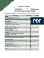 Evaluación de Desempeño Departamental_Individual