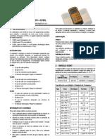 v10x Manual Calibradores Dc80t - Dc80r - Dc80l Portuguese