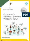 Comparación Sistemas Operativos Windows - Linux