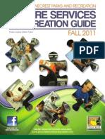 Fall Guide 2011