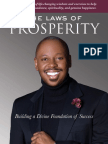 The Laws of Prosperity. Chapter one
