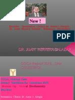 DHA, EPA, Cholesterol;  Metabolismo, Guìa DGAC 2010