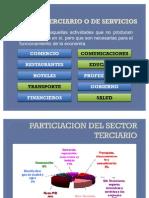 Sector Terciario de La Economia Colombiana Siglo Xx