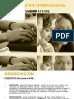 Contratacion Internacional Fernando Gandini