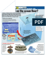 A UFO found on the ocean floor?