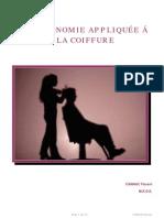 Dossier Ergonomie Coiffure