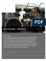 Gus Conde - Release Oficial