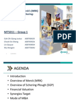 Presentation MRK's Acquisition of SGP-Submitted