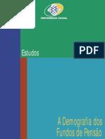 Demografia dos fundos de pensão